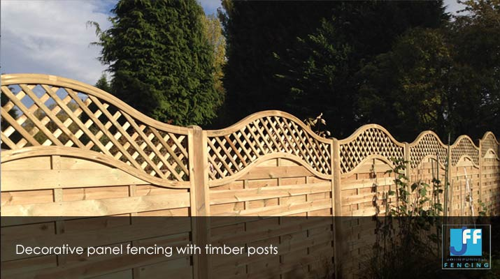 Fencing contractor Leicester